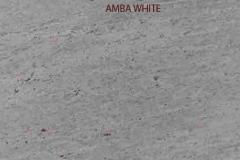 Granite Stone Amba White