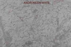 Granite Stone Andromeda White