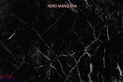 Marble stones Nero Marquina